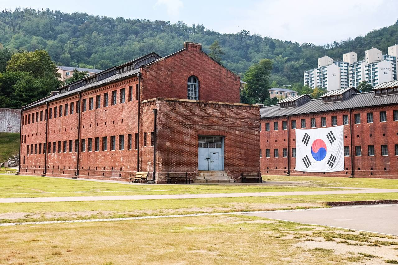 South Korea Korea History Historic Seodaemun Prison History Hall Liberation Colonial Period Tourist Attraction Seoul