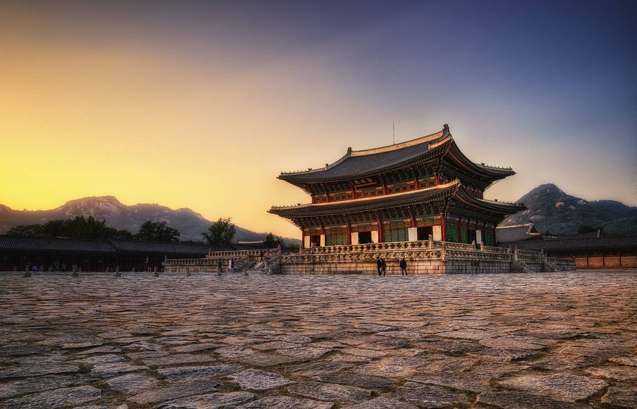 South Korea Seoul Temple Stay Bongeunsa Buddhism Travel Experience
