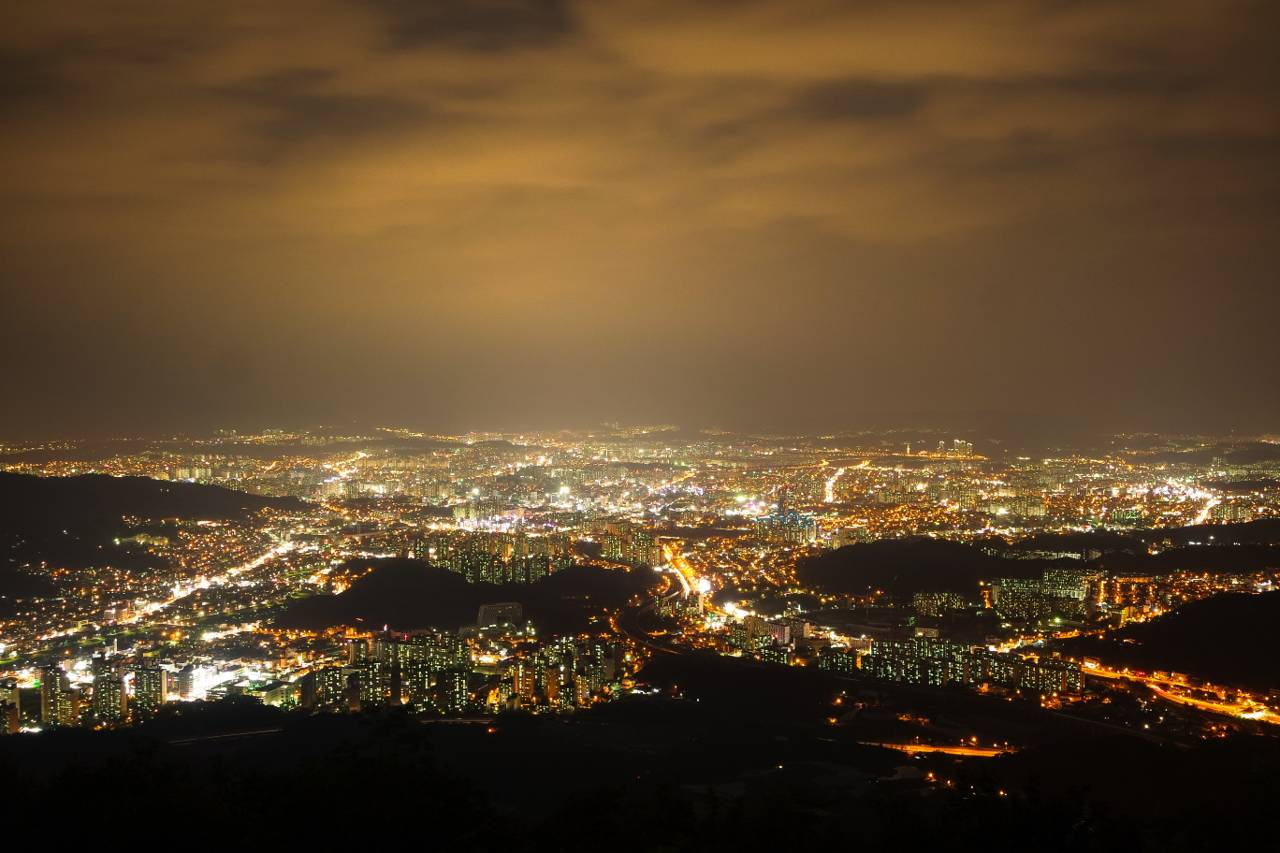 Daejeon South Korea Travel Metropolis Science Technology History Nature