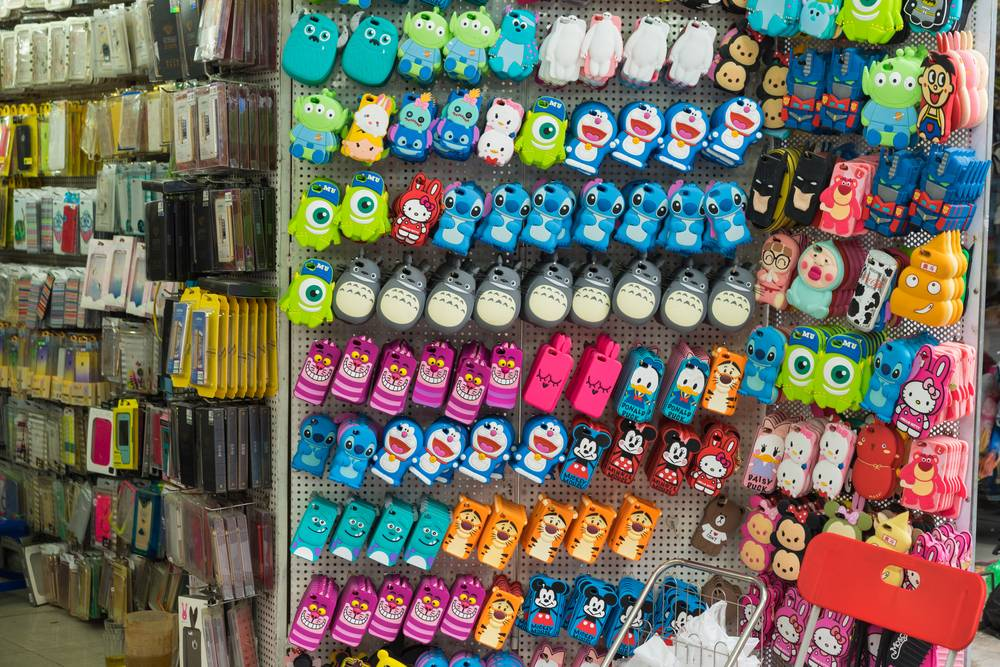 Korea Travel Shopping Phonecase Mobile accessories