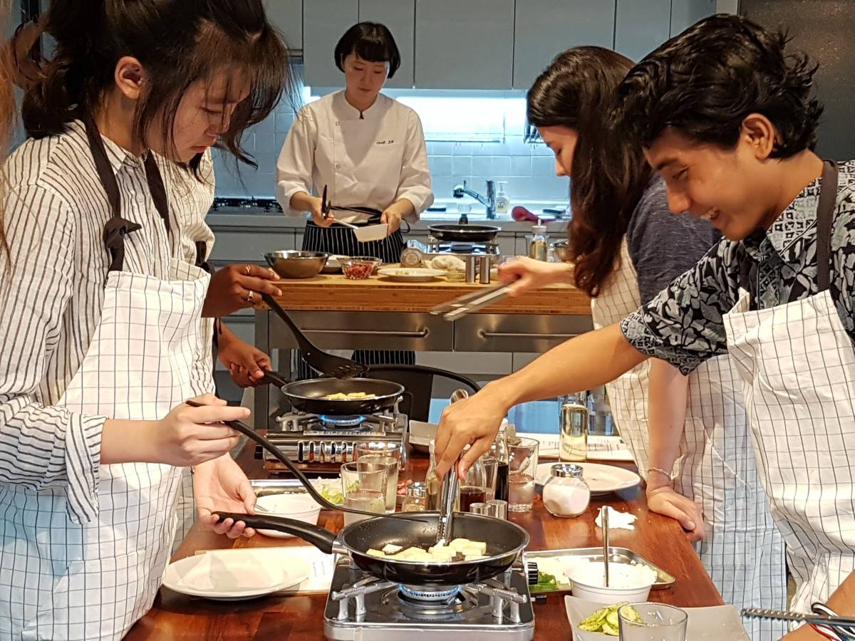 I love hansik food tour korea seoul korean food cuisine culinary tour cooking class