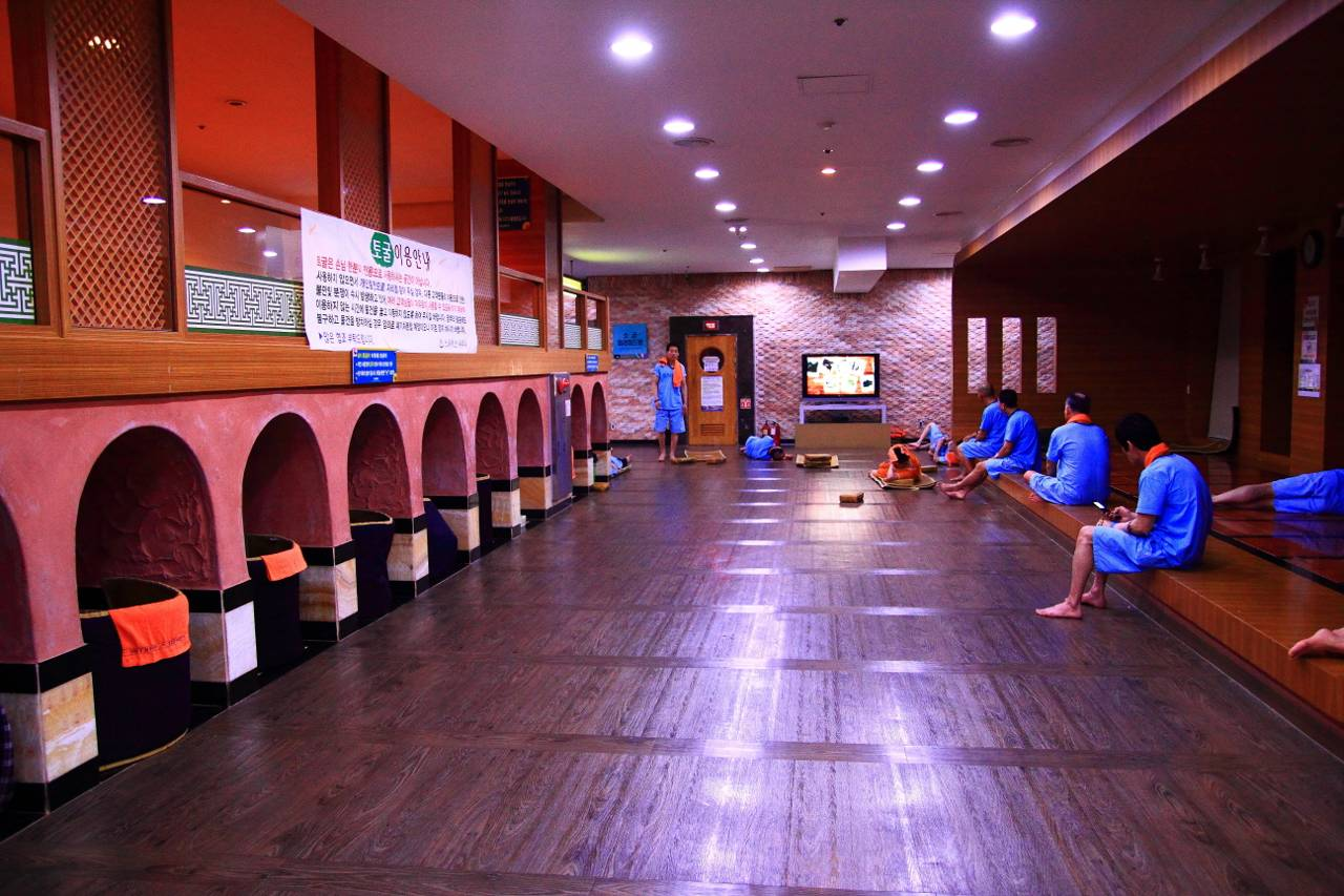 South Korea Travel Spa Sauna Jjimjilbang Chill Relax Tourist Attraction